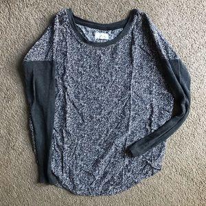 Lou & grey long sleeve shirt